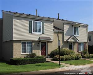 Apartment for rent in Shorebrooke Townhomes - The Cranbrook, Novi, MI, 48375