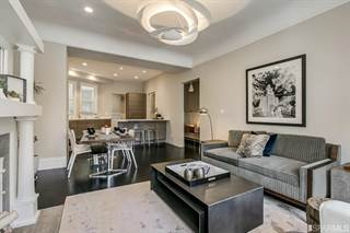 Condo for sale in 1015 Ashbury Street 1, San Francisco, CA, 94117