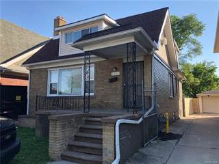 Single Family for sale in 5891 LONYO, Detroit, MI, 48210