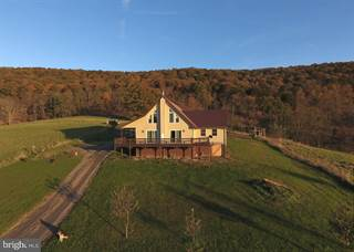 Single Family for sale in 2890 KESNER MOUNTAIN ROAD, Upper Tract, WV, 26866