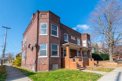 Residential Property for rent in 3854 East 71st St, Cleveland, OH, 44105