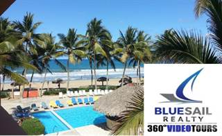 Apartment for sale in REDUCED! Lovely 1 bedroom ground floor ocean front Condo Completely renovated, Cabarete, Cabarete, Puerto Plata