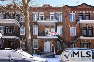 Multi-family Home for sale in 4656-4662 Rue La Fontaine, Montreal, Quebec