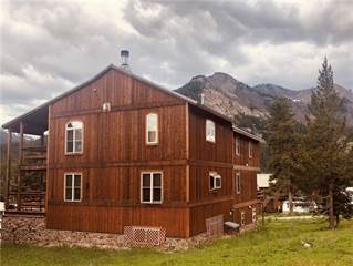Single Family for sale in 218 Broadway Street E, Cooke City, MT, 59020