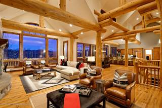 Single Family for rent in 844 Choke Cherry Lane Cascade Lodge, Snowmass Village, CO, 81615