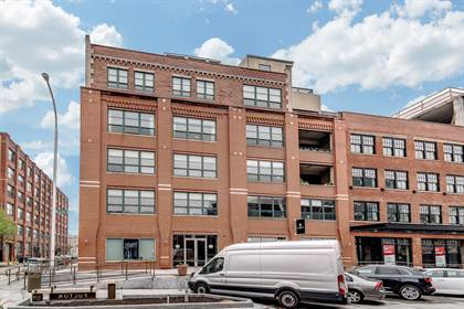 Residential Property for sale in 1118 West Fulton Street 206, Chicago, IL, 60607
