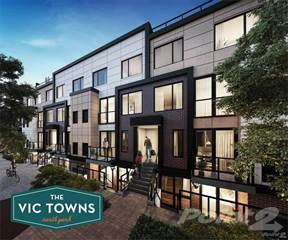 Townhouse for sale in The Vic Towns / Victoria Park Ave, Toronto, Ontario