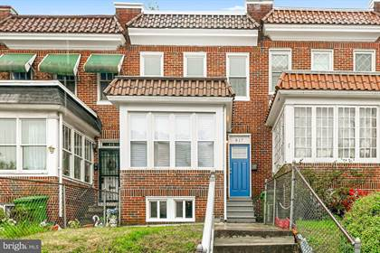 Residential Property for rent in 817 CATOR AVENUE, Baltimore City, MD, 21218