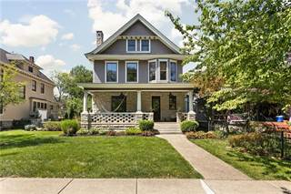 Single Family for sale in 872 Woodruff Place East Drive, Indianapolis, IN, 46201