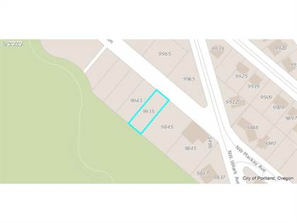 Lots And Land for sale in 9935 NW MACKAY AVE 7, Portland, OR, 97231