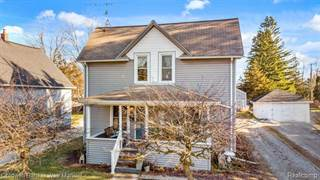 Single Family for sale in 16 Pontiac Street, Oxford, MI, 48371