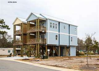 Single Family for rent in 204 Bridgeview Court A, Surf City, NC, 28445