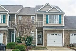 Townhouse for sale in 2369 Bizzone Circle, Virginia Beach, VA, 23464