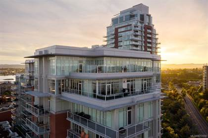 Residential Property for sale in 100 Saghalie Rd #1004/1005, Victoria, British Columbia, V9A 0A1