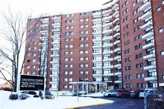 Condo for sale in 20 CHESTERTON DRIVE UNIT, Ottawa, Ontario