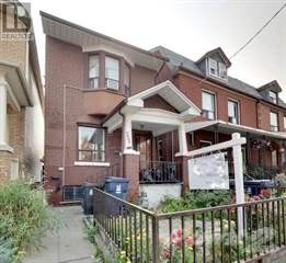 Single Family for sale in 735 DUPONT ST, Toronto, Ontario