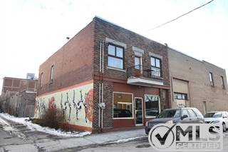 Multi-family Home for sale in 280-282 Rue St-Zotique O., Montreal, Quebec