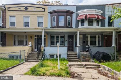 Residential Property for sale in 3033 ARUNAH AVE, Baltimore City, MD, 21216