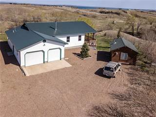 Single Family for sale in 101 Quail Drive E, Fort Peck, MT, 59248