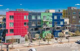 Condo for sale in 404 C AVENUE S 419, Saskatoon, Saskatchewan, S7M 5M9
