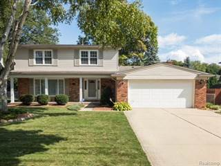 Single Family for sale in 16214 Edgewood Drive, Livonia, MI, 48154