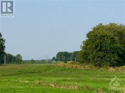 Vacant Land for sale in 6536 PRINCE OF WALES DRIVE, Ottawa, Ontario, K0A2T0
