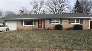 Single Family for sale in 1112 Keiffer Drive, Olney, IL, 62450