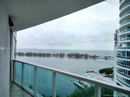Residential Property for rent in 2101 Brickell Ave 1608, Miami, FL, 33129