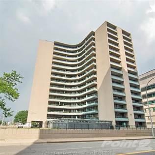 Condominium for sale in 111Riverside Drive E, Windsor, Ontario, N8W 5A3