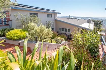 Residential Property for sale in 62 Cresta Vista Drive, San Francisco, CA, 94127