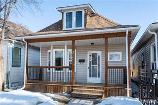 Single Family for sale in 317 Harbison AVE, Winnipeg, Manitoba, R2L0A6