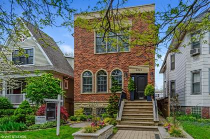 Residential Property for sale in 4224 North Wolcott Avenue, Chicago, IL, 60613