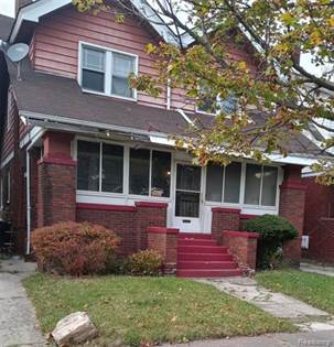 Residential Property for sale in 8795 ARCADIA Street, Detroit, MI, 48204