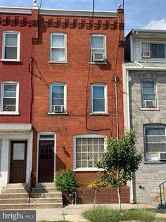 Multifamily for sale in 845 MANOR STREET, Lancaster, PA, 17603