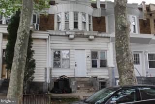 Townhouse for sale in 5034 N HUTCHINSON STREET, Philadelphia, PA, 19141
