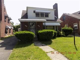 Single Family for rent in 5754 Dickerson, Detroit, MI, 48213