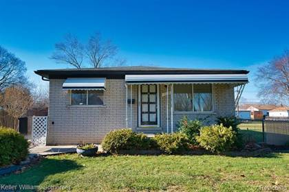 Residential Property for sale in 5112 S JOHN DALY ST, Dearborn Heights, MI, 48125