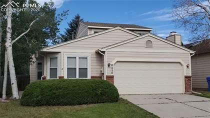 Residential Property for rent in 8420 Sassafras Drive, Colorado Springs, CO, 80920