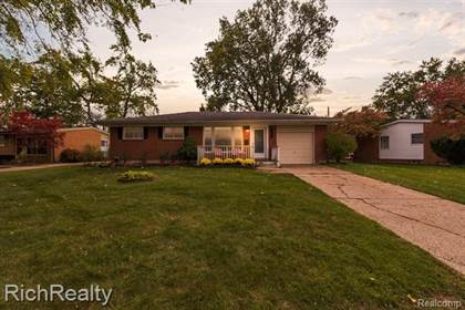 Residential for sale in 1567 LEXINGTON Street, Plymouth, MI, 48170