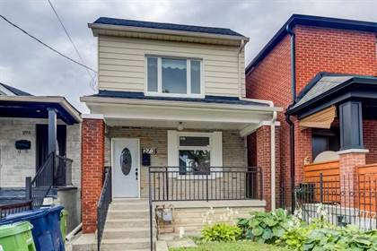 Residential Property for sale in 273 Boon Ave, Toronto, Ontario, M6E4A2