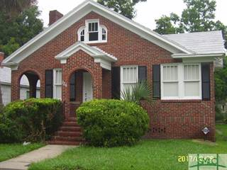 Single Family For Rent In 726 E 51St Street Savannah GA 31405