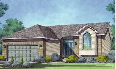 Residential Property for sale in Morris Village - Lakeside Model, Rockland, Ontario, K4K 0G7