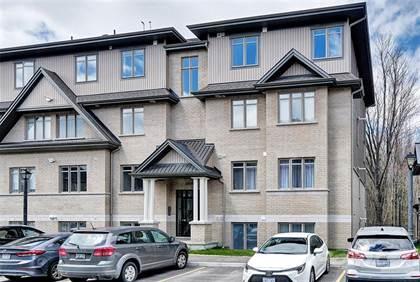 Condominium for sale in 1020 Beryl PVT #A, Ottawa, Ontario, K1V 2L3