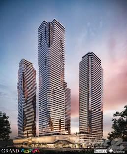 Condominium for sale in Grand Festival Condos, Vaughan, Ontario, L4K0G2
