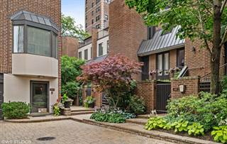 Townhouse for sale in 1343 North Sutton Place, Chicago, IL, 60610