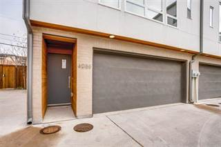 Townhouse for sale in 4988 Flitwick Court, Dallas, TX, 75204