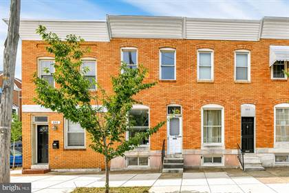 Residential Property for sale in 644 S MACON STREET, Baltimore City, MD, 21224