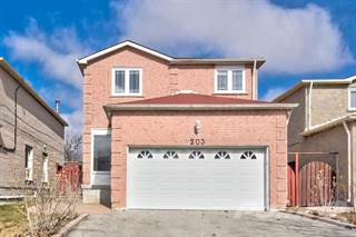 Residential Property for sale in 203 Stather Cres, Markham, Ontario