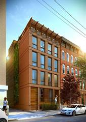 Condo for sale in 54 BRIGHT ST 4, Jersey City, NJ, 07302