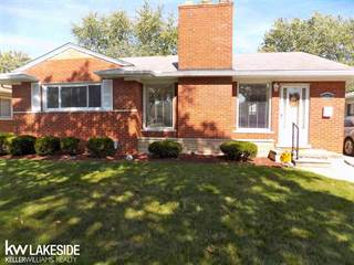Single Family for sale in 22421 Red Maple Ln, St. Clair Shores, MI, 48080